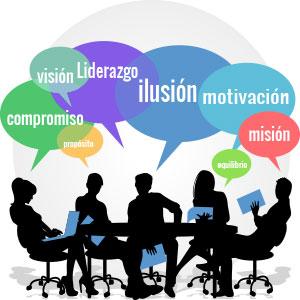 ilusión y motivación en el grupo de trabajo-Coaching Co activo