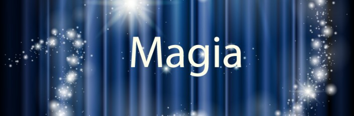 Y llega la magia